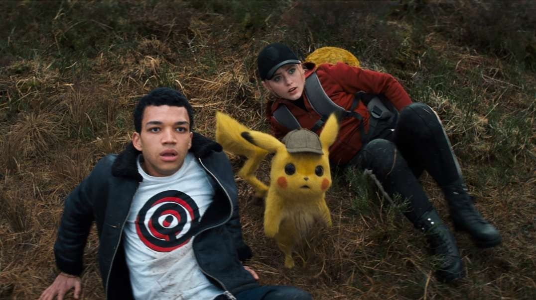 Pokémon Detective Pikachu 2019 FullMovie ONLINE ENGLISH SUB']