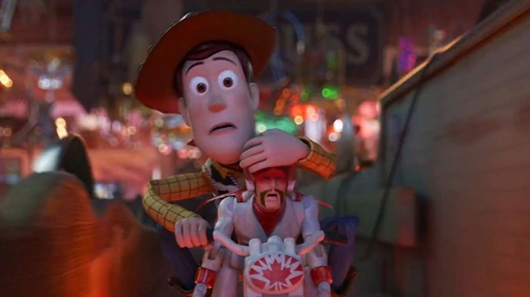 Toy Story 4 2019 - HD 1080p