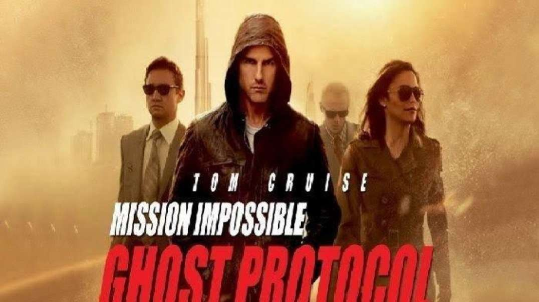 Watch Mission: Impossible - Ghost Protocol Full Movie english subtitles Online Free